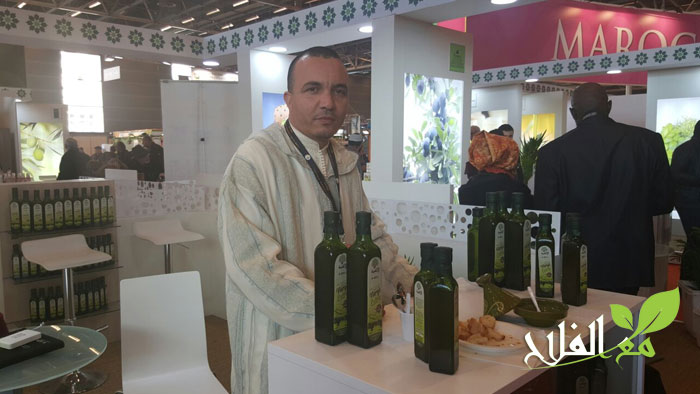 لقاء حصري مع أحد المشاركين المغاربة بالمعرض الدولي للفلاحة بباريس