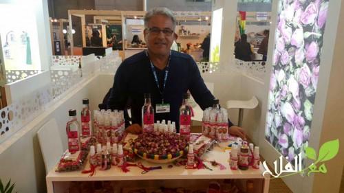 حضور قوي للمنتوجات المغربية في المعرض الدولي للفلاحة بباريس