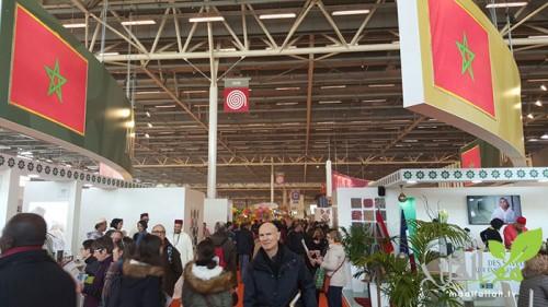 المنتجات المجالية المغربية تحضى بحضور قوي في المعرض الدولي للفلاحة بباريس