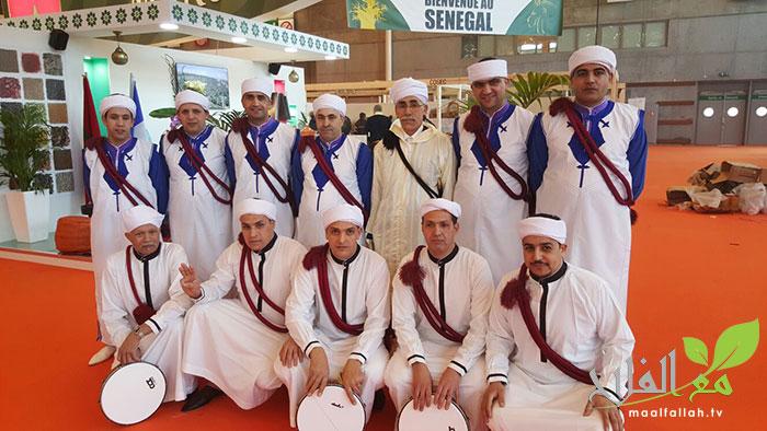 صور : الجناح المغربي المشارك في المعرض الدولي للفلاحة بباريس .