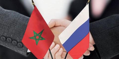 توقيع مذكرة التفاهم الموقعة بين المغرب وروسيا حول التعاون في مجال المراقبة البيطرية