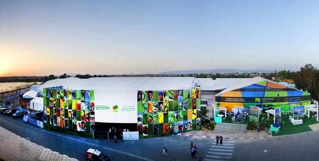 حوالي 1200 عارض يمثلون 60 دولة سيشاركون في الدورة 11 للمعرض الدولي للفلاحة بمكناس