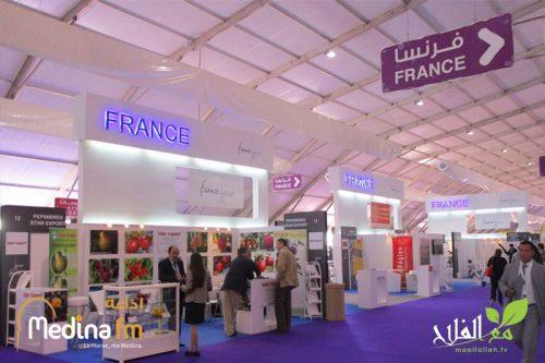 الملتقى الدولي للفلاحة بالمغرب 2016 يخصص فضاء متميزا للمقاولات الفرنسية
