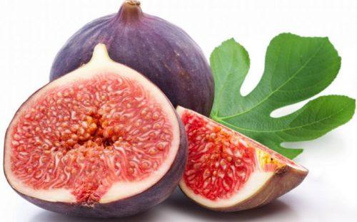 مرحلة التجفيف ثمار التين