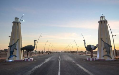 بوجدور : نحو إنجاز مشروع هيدروفلاحي طموح على مساحة 1000 هكتار