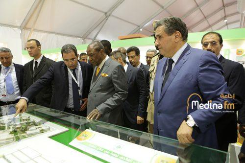 مكناس.. الافتتاح الرسمي للدورة ال12 للملتقى الدولي للفلاحة بالمغرب