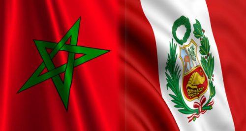 تعزيز التعاون في مجالات الفلاحة والمياه في صلب محادثات مغربية بيروفية