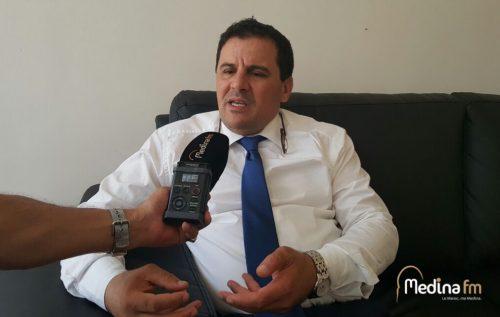 """جواد باحجي: تقوية الشراكة بين القطاع العام و الخاص رهين بتقوية مفهوم """"المهنة""""…"""