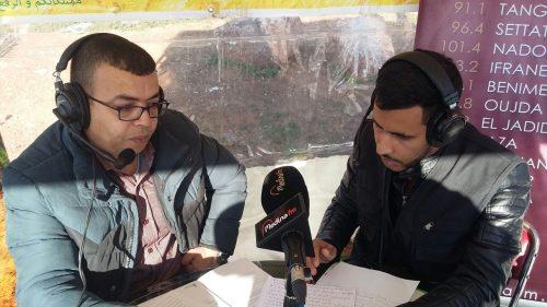 سوق حد خنيفرة مع التعاضدية الفلاحية لتامين – مامدا-