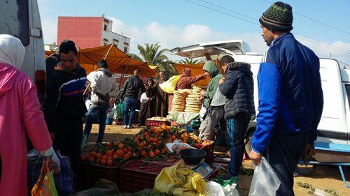جولة في سوق احد القصر الكبير مع مؤسسة المحافظة العقارية