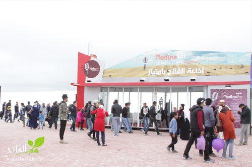 سيام 2018 يفتح أبوابه أمام الجمهور العريض بعد مضي ثلاثة أيام خصصت للمهنيين