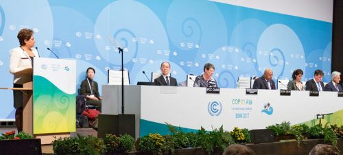 اختتام مؤتمر بون حول المناخ باحراز تقدم في إعداد قواعد تنفيذ اتفاق باريس حول المناخ