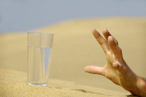 كيف تتخلص من العطش في شهر رمضان