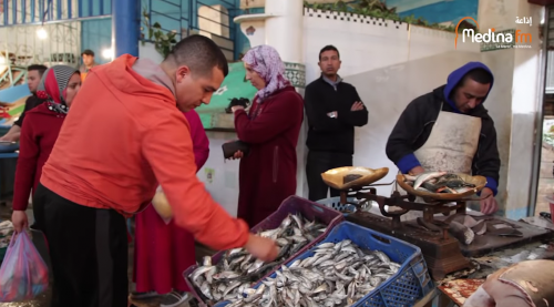 أثمنة السمك بمكناس في إرتفاع رغم مراقبة الأسعار