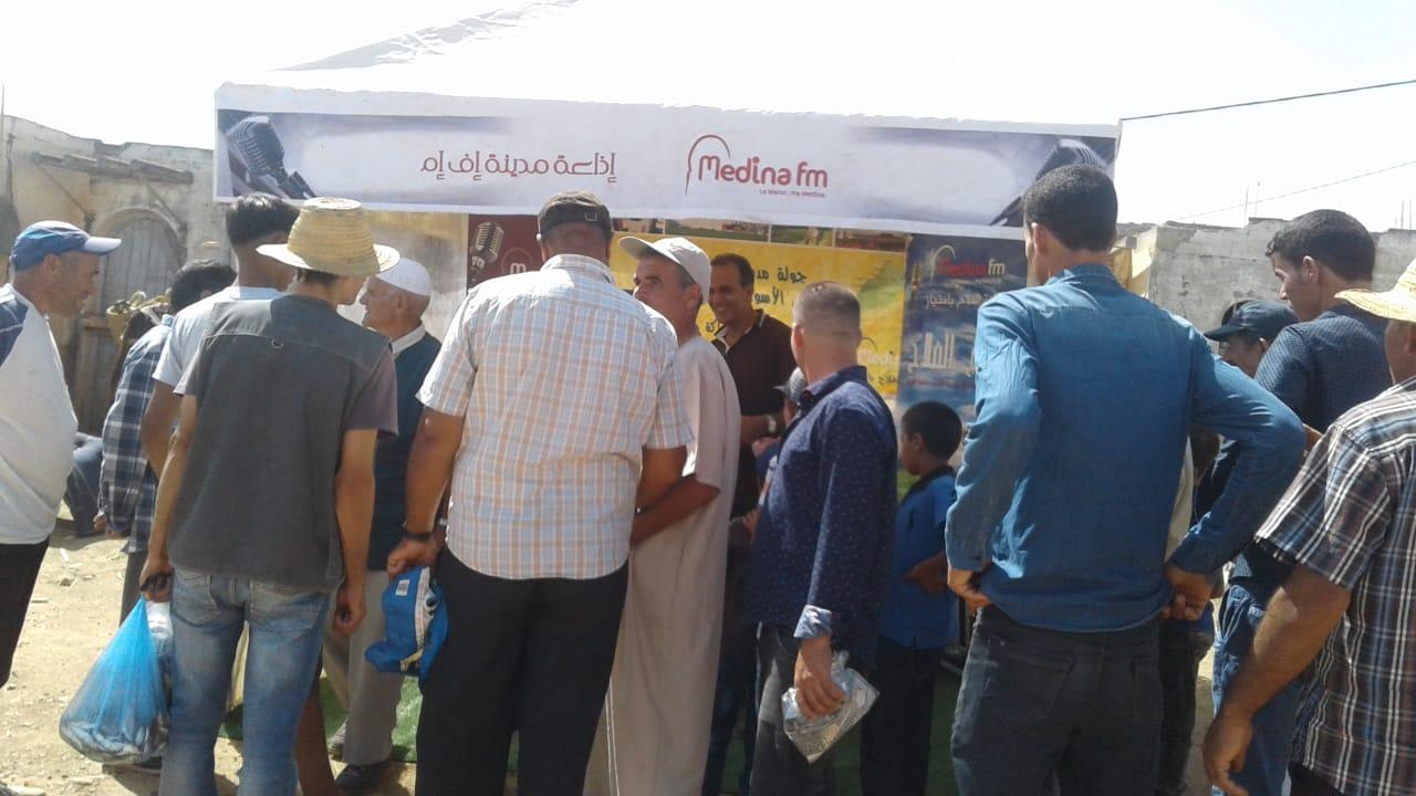 جولة الأسواق: سوق خميس بني الله إقيلم الحسيمة