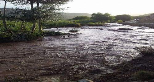 سيول طوفانية تجرف إحدى القرى بأزيلال وتخلف خسائر مادية