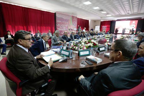 تفعيل القانون 13- 113 محور مناقشة خلال الاجتماع الأول للجنة الوطنية للمراعي الذي ترأسه عزيز أخنوش