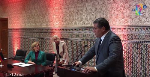 بالفيديو.. عزيز أخنوش و وزيرة الفلاحة الألمانية يوقعان اتفاقية زراعية