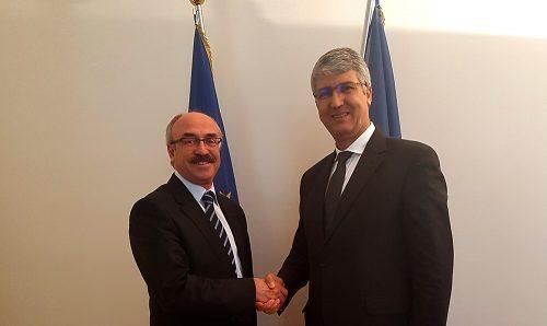 الدكتور محمد صديقي رئيسا للمركز الدولي للدراسات الزراعية العليا في البحر الأبيض المتوسط