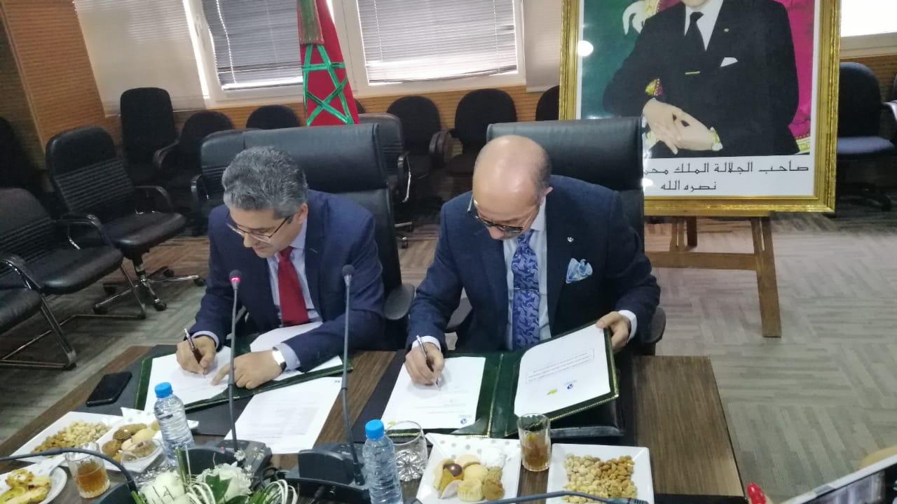الرباط… توقيع اتفاقية بين L'ADA  واسواق السلام بهدف حل اشكالية التسويق لعدد من التعاونيات