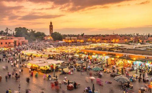 """مراكش… انطلاقة مشروع """"مراكش صحة وجمال الوادي"""" بحضور  كاتب الدولة المكلف بالاستثمار"""