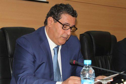 """أخنوش يشيد بالاتفاق الفلاحي بين المغرب والاتحاد الأوروبي ويعتبره اتفاق """"استراتيجي وقوي"""" يعود بالمنفعة على ساكنة الأقاليم الجنوبية التي يشملها الاتفاق"""