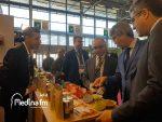 تدشين الرواق المغربي بالمعرض الدولي للفلاحة بباريس