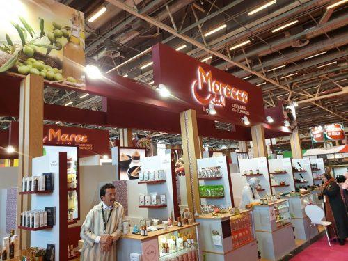 المغرب يشارك بوفد مهم من التعاونيات في المعرض الدولي للفلاحة بباريس المستمر الى غاية ثالث مارس