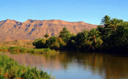 وكالة الحوض المائي لدرعة واد نون تعقد مجلسها  لتقديم مقاربة تشاركية قائمة على التشاور الموسع مع جميع المتدخلين في مجال الماء