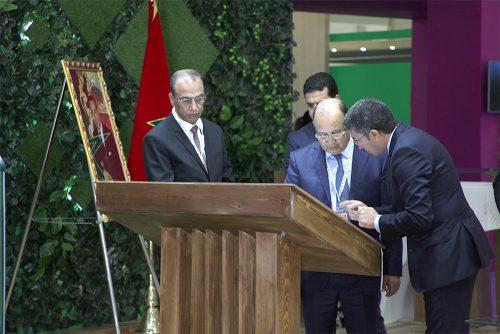 """سيام 2019 .. اتصالات المغرب تقدم """"الدفيئة الذكية""""، ابتكار رقمي في خدمة الفلاحة"""