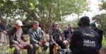 تغطية إذاعة مدينة إف إم لمحاور مدرسة حقلية حول موضوع تقليم أشجار الحوامض بجماعة زكزل ببركان