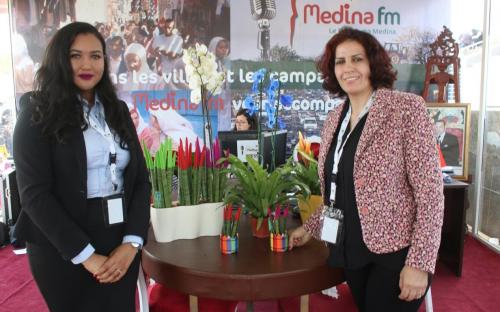 برنامج الركن الأخضر مباشرة من الملتقى الدولي للفلاحة بمكناس