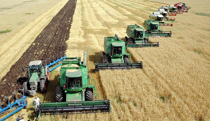 أوكرانيا… الصادرات الزراعية ارتفعت بنحو 22 في المائة في الربع الأول من العام الجاري
